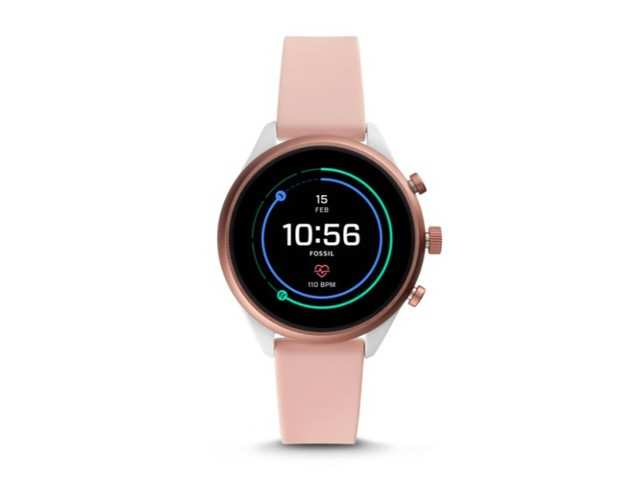 Fossil launches Sport Smartwatch, priced at around Rs 18,486
