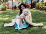 Urmila Matondkar's picture with her lovely pooch is too cute to miss