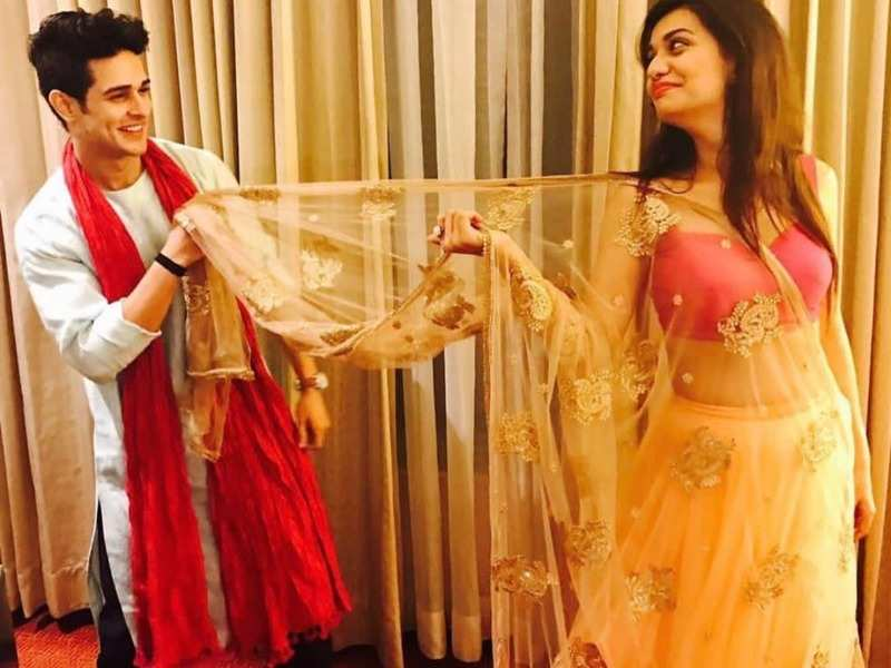 Priyank Sharma shares a heartfelt post for his ex-girlfriend Divya Agarwal; urges people to stop blaming her after she accused him of ruining her life