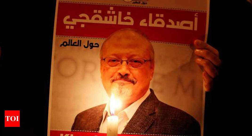 Khashoggi's corpse went down the drains: Report - Times of India thumbnail