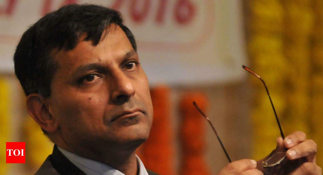 India's economic growth held back due to demonetisation, GST: Raghuram Rajan - Times of India thumbnail