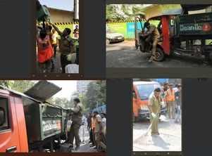 When Bhau Kadam started cleaning roads