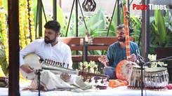 Sarod and Vocal jugalbandi by Sarang Kulkarni and Jasraj Joshi