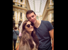 Singer Monali Thakur shares a lovely picture with beau Maik Richter