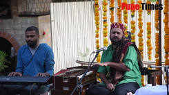 Morning ragas and fusion by Jasaraj Joshi