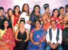Ladies shine at the Mrs. Aurangabad beauty contest