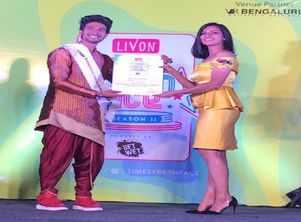 Sruthi Hariharan judges Times Fresh Face finals at VR Bengaluru