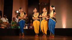 Resmarithu Bharatanatyam performance