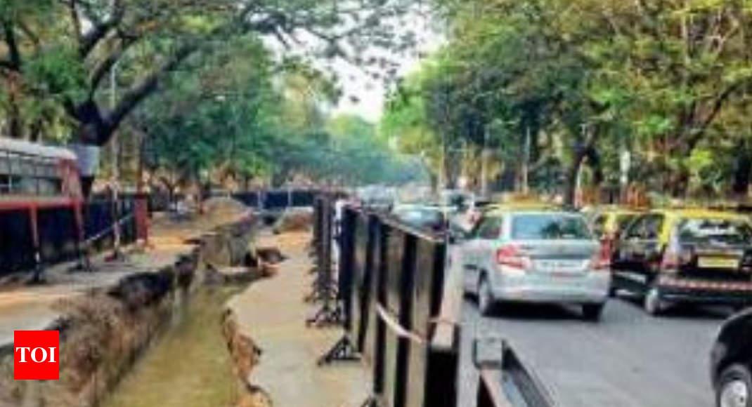 Mumbai: Expect more congestion as 150 roads to go for repairs | Mumbai News