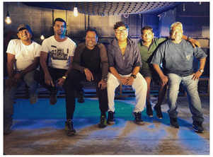 'Lucky' BTS: Sanjay Jadhav shares pictures from the sets of the film