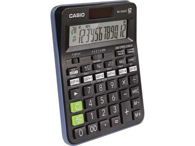 Casio launches two GST calculators starting at Rs 395
