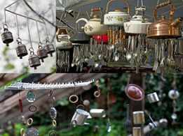 DIY Project for the week: Wind Chimes