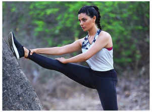 Saiyami Kher's latest pictures will give you all the fitness motivation you want