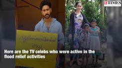 Kerala Floods: TV stars, who have helped the flood-affected people