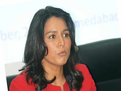 Gabbard could be first Hindu from top party to run for US