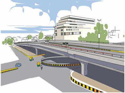 Tardy progress of Ejipura-Koramangala flyover tests