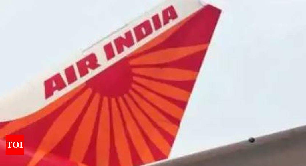 Unruly foreign passenger on Air India flight verbally abuses crew - Times of India ►