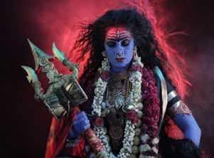 Radhika's Aghori look in Bhairadevi takes her hours