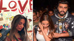 Malaika Arora reacts to her wedding rumours with Arjun Kapoor