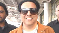Bollywood actor Govinda again spotted at the Jaipur airport