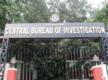CBI books its own legal advisor for forgery
