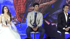 Sushant Singh Rajput responds to sexual harassment allegations against him