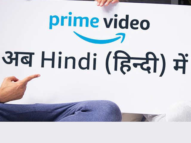 Amazon Prime goes from India to Bharat