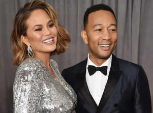 John Legend honours Chrissy Teigen in the most heart touching way!