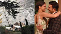 Deepika Padukone and Ranveer Singh's wedding: DeepVeer get engaged in a traditional Konkani ceremony