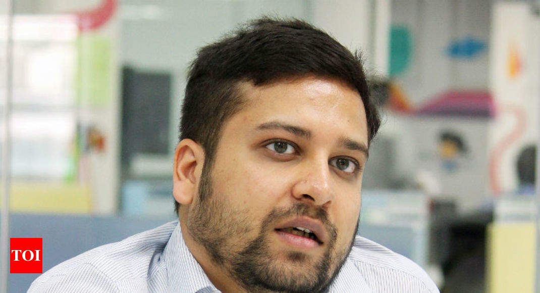 Binny Bansal's exit: Flipkart staff shocked, but see business as usual - Times of India thumbnail