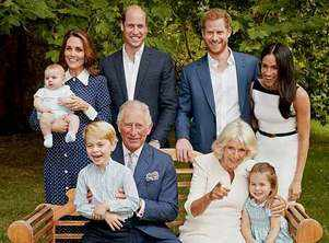 British Royal Family shares new heartwarming pictures