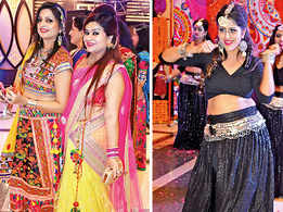 Kanpur ladies groove to the beats