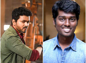 Official: Vijay is all set for his third film with Atlee for Thalapathy63