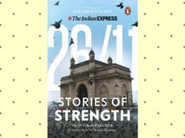26/11 survivors tell their tales in new book