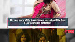 Bigg Boss Malayalam: From supermodel to controversy queen, know more about Shwetha Menon