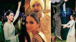 Deepika-Ranveer get married in Italy; Suhana is dusky and she's the most beautiful girl in the world, says SRK, and more...