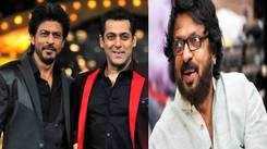 Shah Rukh Khan, Salman Khan likely to share screen space in Sanjay Leela Bhansali's next