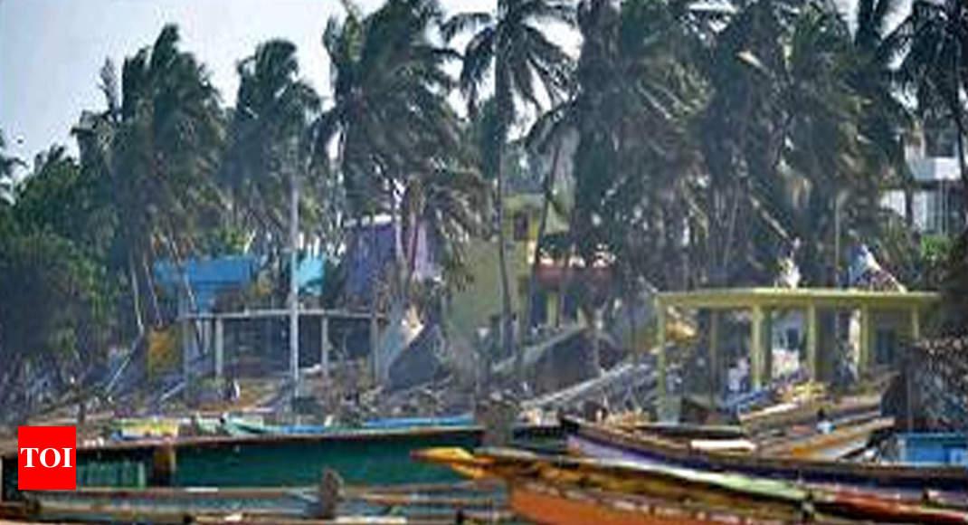 Tamilnadu Cyclone: Coastal Districts Of Tamil Nadu To