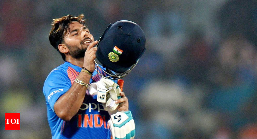 Rishabh Pant: Not here to compete with anyone, keep learning from MS Dhoni