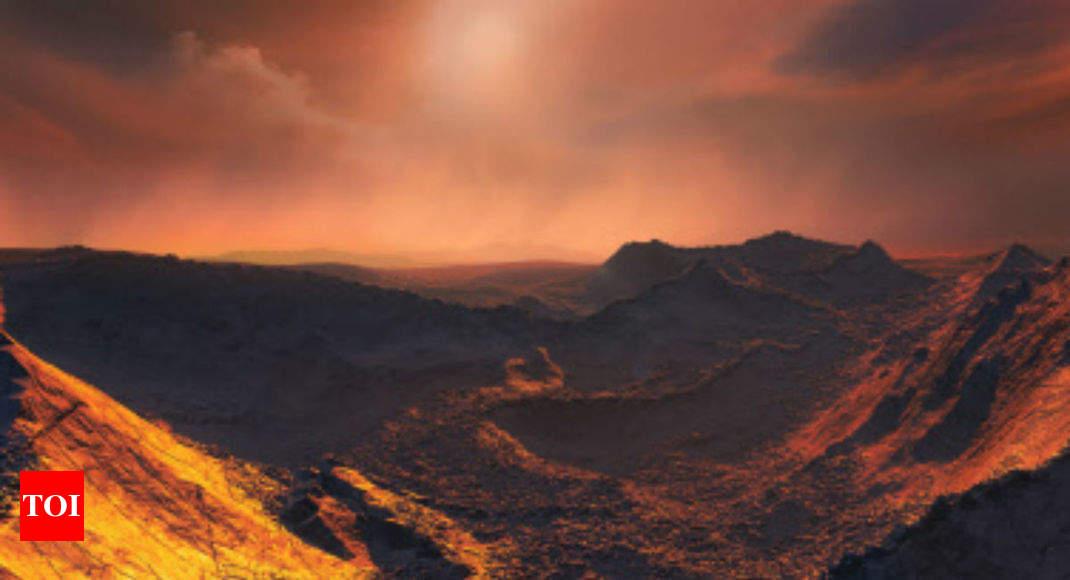 'Super-Earth' discovered orbiting Sun's nearest star thumbnail