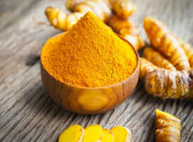 How much turmeric you should have in a day