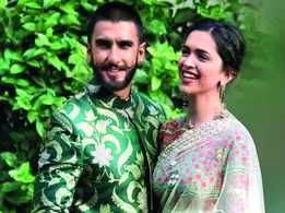 Bengaluru caterers dole out Konkani feast at DeepVeer wedding