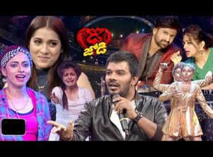 Dhee Jodi: Priyamani gets emotional