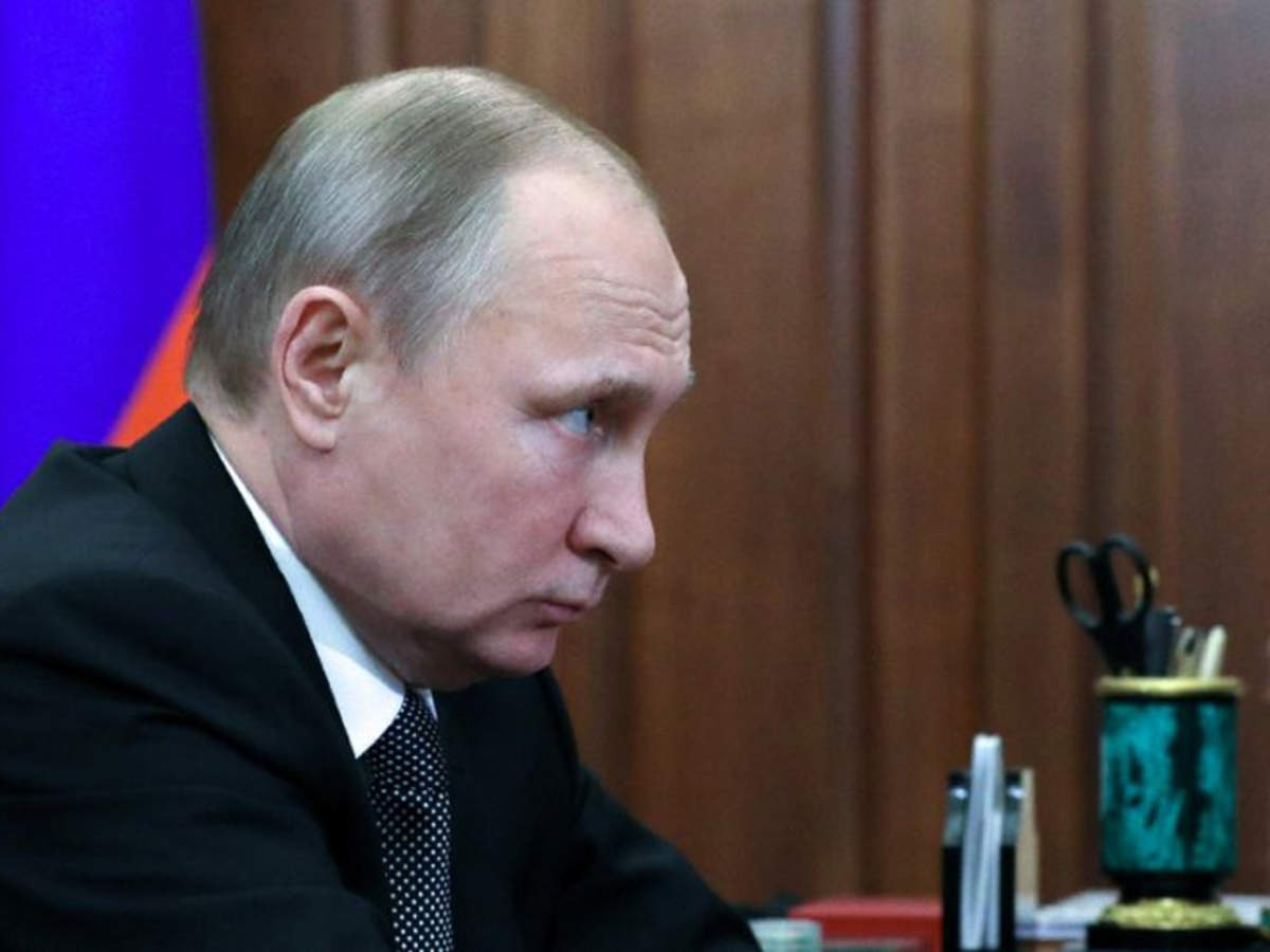 Vladimir Putin Says Oil At 70 Per Barrel Suits Russia Times Of India
