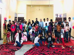 A fun-filled Children's Day celebration in Jaipur