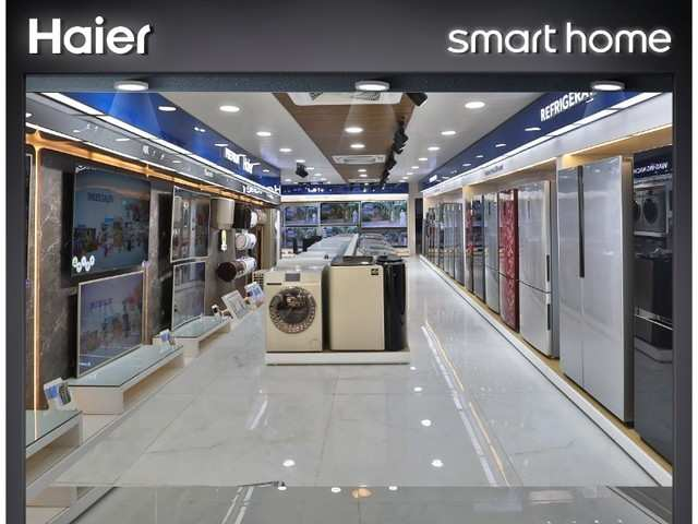 Haier launches its first Smart home experience store in New Delhi