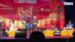 Jai ho by Vijay Prakash at diwali pahat