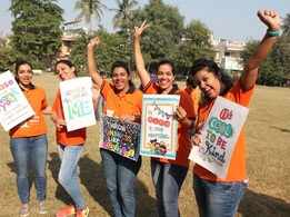 Mahdibagh youngsters dance for kindness