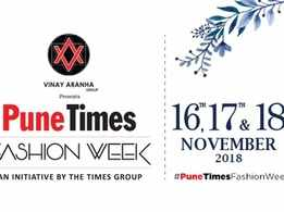 Live blog: Pune Times Fashion Week 2018