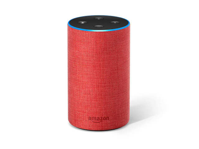Amazon Echo gets a RED colour variant